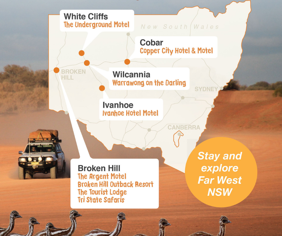 NSW outback